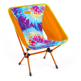 Helinox One Chaise, tie dye/orange